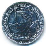 Великобритания, 2 фунта (2013–2014 г.)