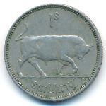 Ирландия, 1 шиллинг (1951–1964 г.)
