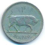 Ирландия, 1 шиллинг (1964 г.)