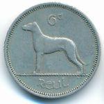 Ирландия, 6 пенсов (1959 г.)