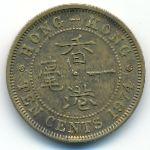 Гонконг, 10 центов (1974–1979 г.)