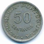 Ангола, 50 сентаво (1948–1950 г.)