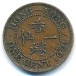 Гонконг, 1 цент (1931 г.)