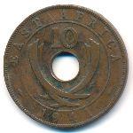 Восточная Африка, 10 центов (1941 г.)
