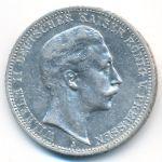 Пруссия, 3 марки (1909–1910 г.)