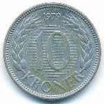 Дания, 10 крон (1979 г.)