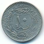 Турция, 10 пар (1911 г.)