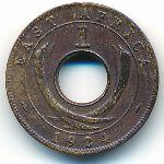 Восточная Африка, 1 цент (1924 г.)