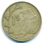 Намибия, 1 доллар (1993–2010 г.)