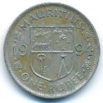 Маврикий, 1 рупия (1994 г.)