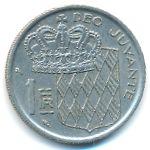 Монако, 1 франк (1960–1978 г.)