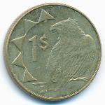 Намибия, 1 доллар (2010 г.)