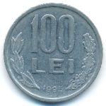 Румыния, 100 леев (1993 г.)