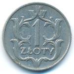 Монета 1 злотый польша 1929г металлоискатель портативный цена
