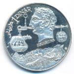 Тунис, 1 динар (1969 г.)