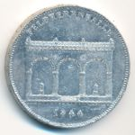Бавария, 2 талера (1844 г.)