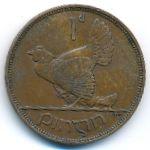 Ирландия, 1 пенни (1935 г.)