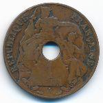 Французский Индокитай, 1 цент (1910–1939 г.)