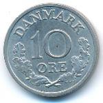 Дания, 10 эре (1972 г.)