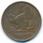 Ирландия, 1 пенни (1928 г.)
