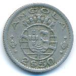Ангола, 2,5 эскудо (1956 г.)