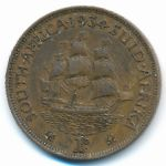 ЮАР, 1 пенни (1934 г.)
