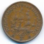 ЮАР, 1 пенни (1942 г.)