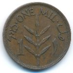 Палестина, 1 мил (1935–1942 г.)