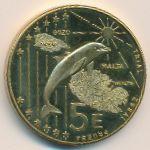 Мальта, 5 евро (2004 г.)