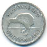 Новая Зеландия, 1 флорин (1933 г.)