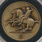 Виргинские острова, 1 доллар (2010 г.)
