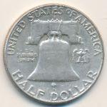 США, 1/2 доллара (1963 г.)