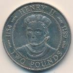 Гернси, 2 фунта (1991 г.)