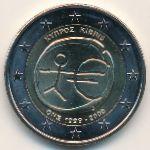 Кипр, 2 евро (2009 г.)