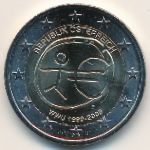Австрия, 2 евро (2009 г.)
