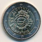 Словения, 2 евро (2012 г.)