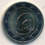 Словения, 2 евро (2013 г.)