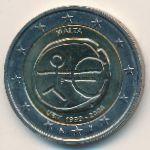 Мальта, 2 евро (2009 г.)