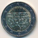 Мальта, 2 евро (2012 г.)