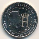 Люксембург, 2 евро (2004 г.)