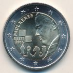 Эстония, 2 евро (2016 г.)