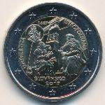 Словакия, 2 евро (2017 г.)
