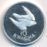 Замбия, 10 квача (1979 г.)