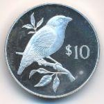 Фиджи, 10 долларов (1978 г.)