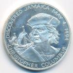 Ямайка, 10 долларов (1975 г.)