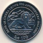 Сьерра-Леоне, 100 леоне (2004 г.)