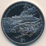 Сьерра-Леоне, 1 доллар (2005 г.)