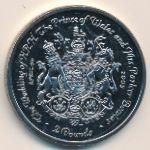 Южная Джорджия и Южные Сэндвичевы острова, 2 фунта (2005 г.)