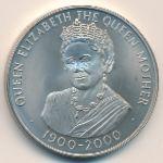 Остров Вознесения, 50 пенсов (2000 г.)