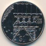 Фиджи, 1 доллар (2002 г.)